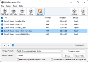midi to mp3 converter software free download