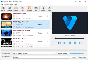convert video to mp3 free software